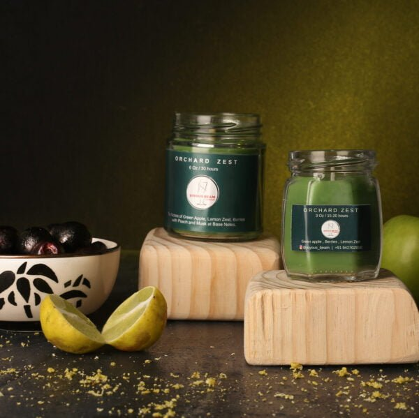 Orchard Zest Scented Candle